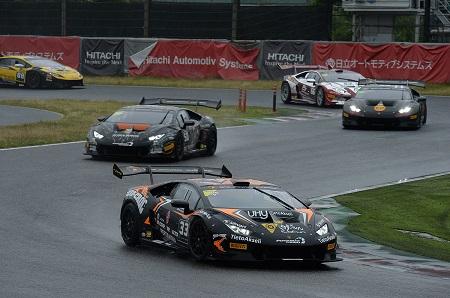 Lamborghini Super Trofeo >> Juuso Puhakka Ja Mikko Eskelinen Taisteli Lamborghini Super