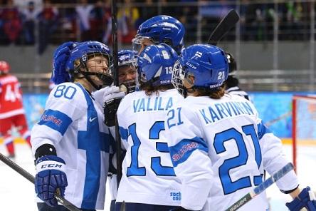 nuutinen naisten jääkiekko